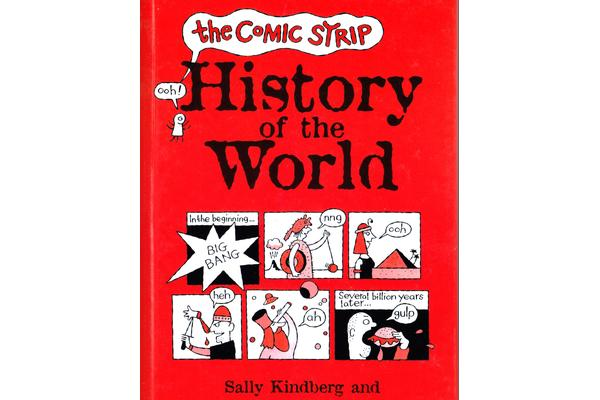 Sally Kindberg: history of the world book