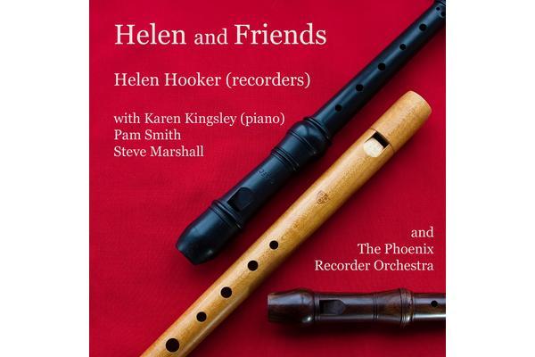 Helen Hooker CD cover