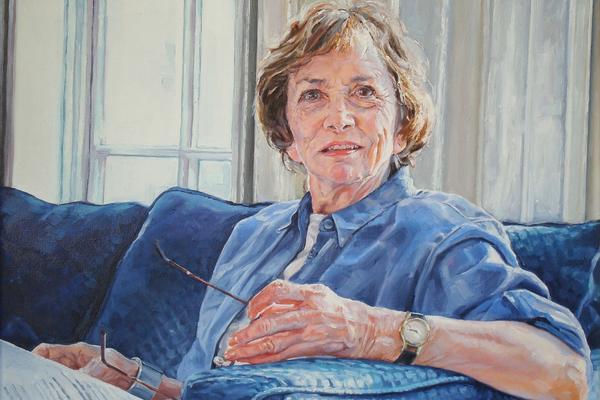 Joan Bakewel by Felicity Gill