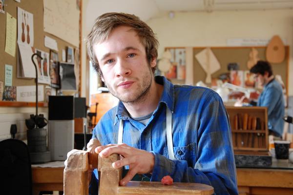 Student Edward Klose