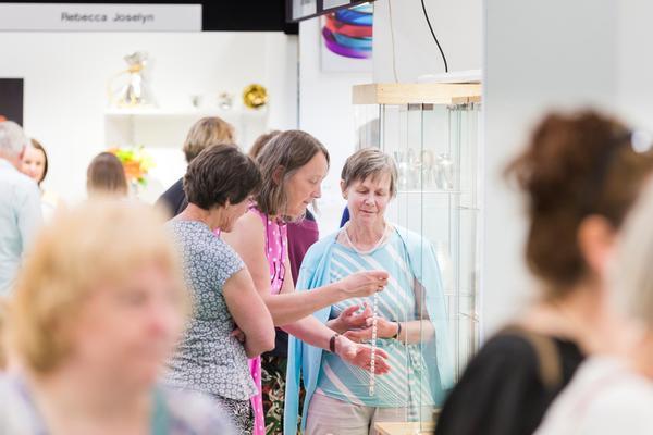 West Dean College Design and Craft Fair 2015