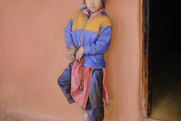 painting by David Cranswick