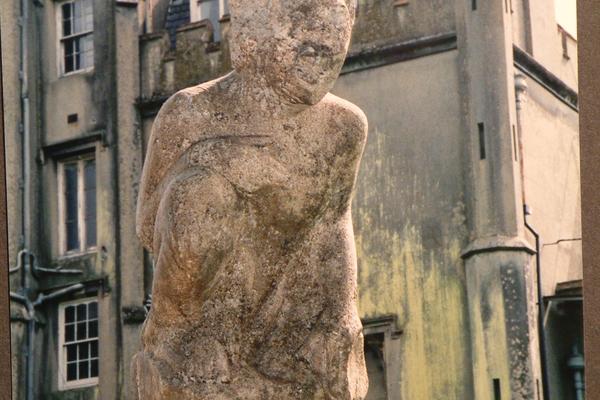 bedlam figure by John Blakeley