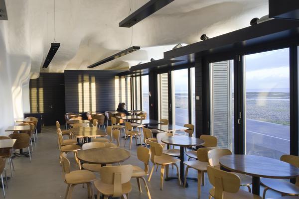 East Beach Cafe taken by Constantin Meyer
