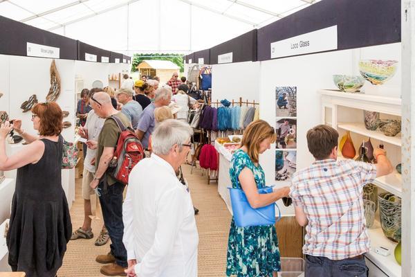 Westdean Craft Fair