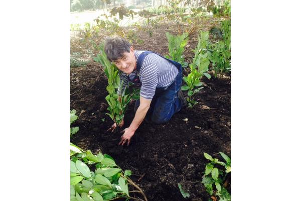 Jim Buckland Gardens Manager at West Dean Gardens