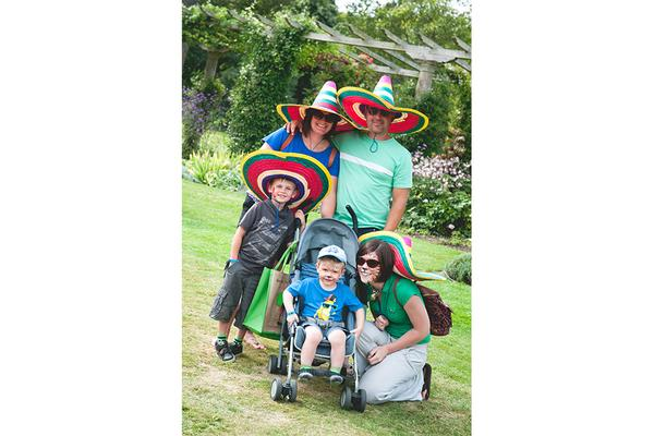 Family Entertainment at the Chilli Fiesta