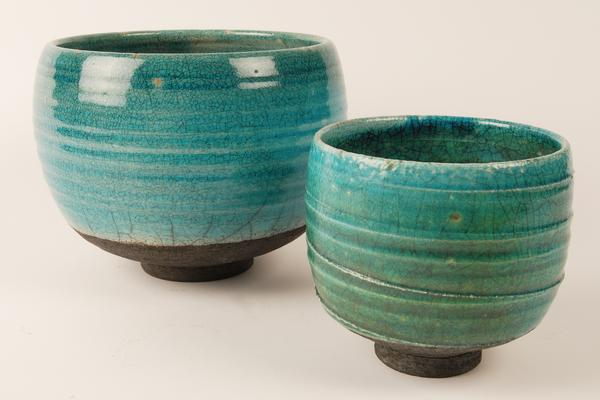 Ceramics by West Dean Short Course Tutor Alison Sanderman
