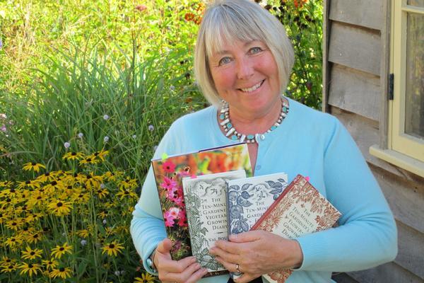 Val Bourne award winning garden writer