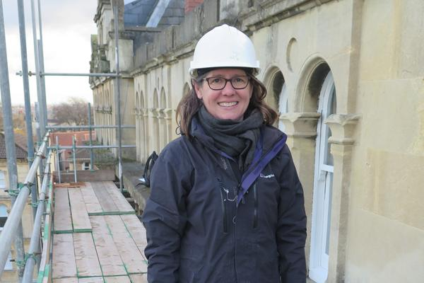 Catherine Woolfitt Subject Leader at West Dean College of Arts and Conservation