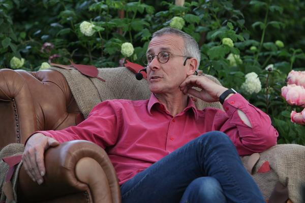 Gardening lecture with James Alexander-Sinclair March 2019