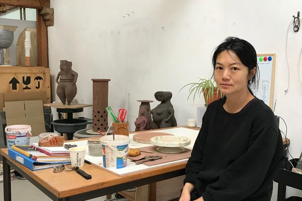 Renee So - West Dean College Artist-in-Residence 2019