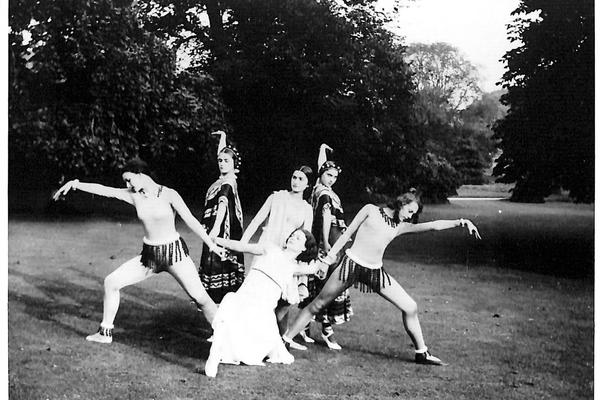 Image result for Les Ballets 1933 west dean