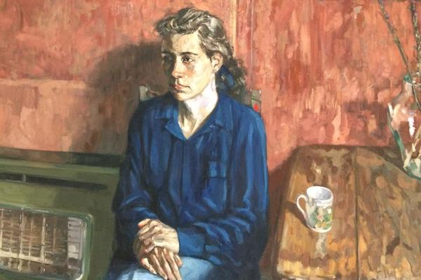 Haydn Cottam Portraits from dark to light