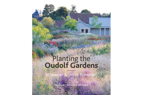 Planting the Oudolf Gardens book cover, Rory Dusoir