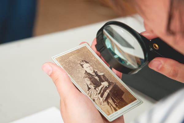 Preserving Historic Photographs course