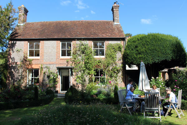 The Gardener's Cottage is open for teas and coffees until November 30, operating Friday-Sunday, 11am-3pm