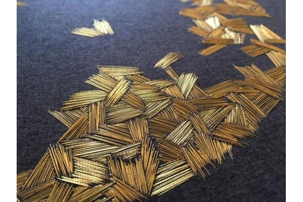 Hanny Newton: Goldwork and Beading, 1
