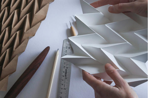 Kate Colin - Intro to Paper Folding