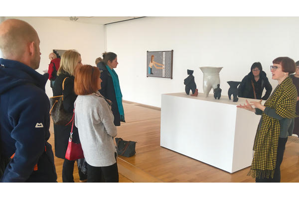 Rosie Cooper discusses Renee So's exhibition Ancient and Modern