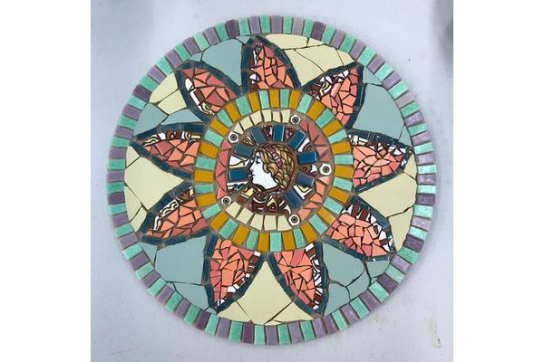 Mindful Mandala Mosaic