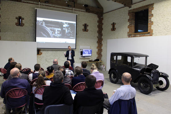 Vehicle Conservation with Jules Parker