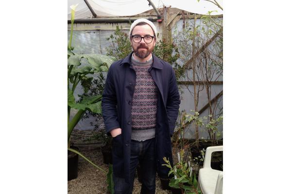 Stuart Whipps, Garden Artist in Residence