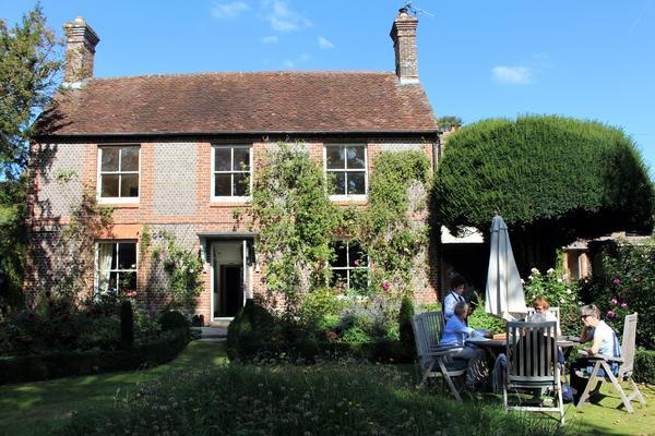 Gardeners' Cottage Tearoom at West Dean Gardens