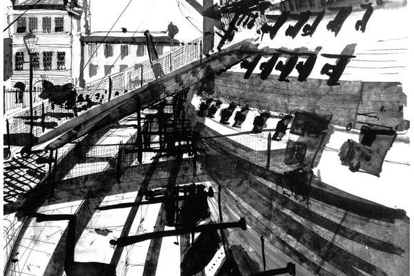 Kim Whitby - HMS Victory, 2020
