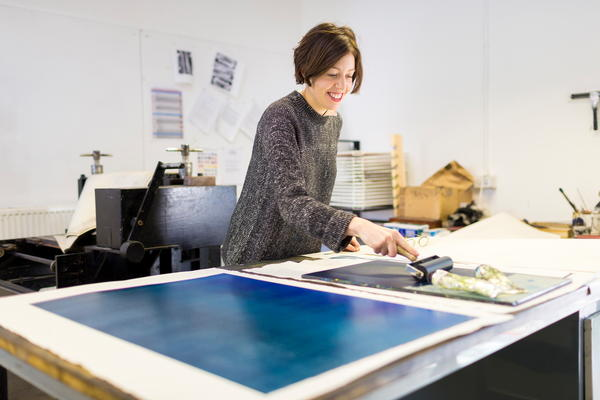 Poppy Jones Sessional Tutor at West Dean College of Arts and Conservation
