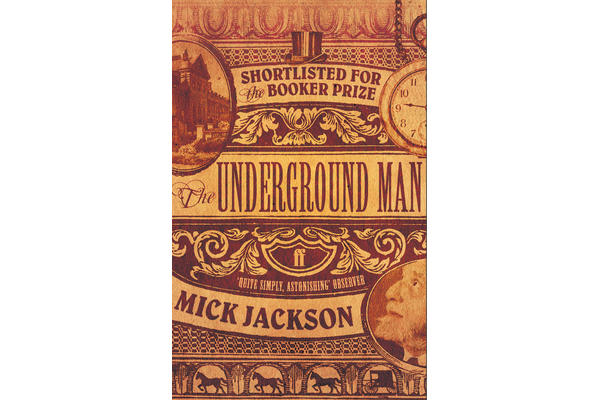 The Underground Man, Picador, 1997