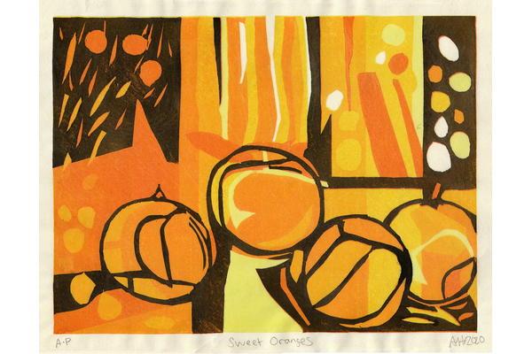 Sweet Oranges, Adrian Holmes