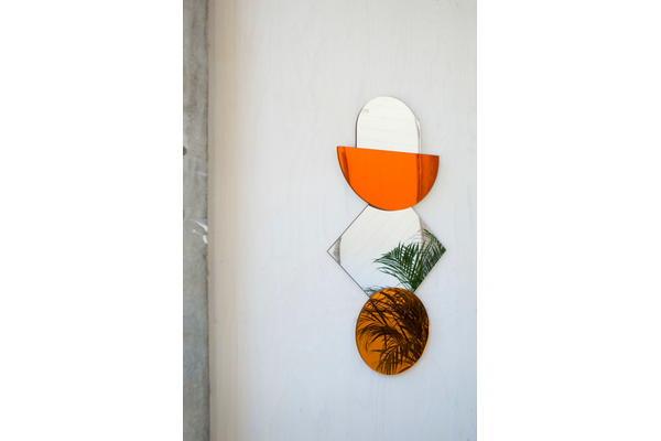 Layer Mirrors - Haidée Drew