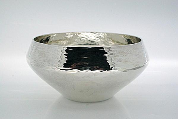 Hand raised bowl