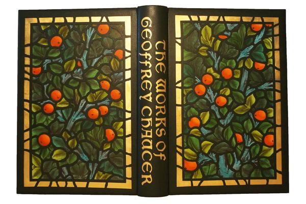 Kate Holland - Kelmscott Chaucer, whole book