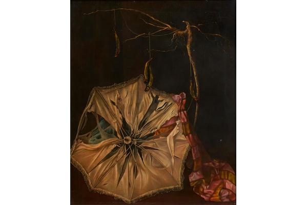 Leonor Fini, L'Ombrelle No.1, 1948 ©ADAGP, Paris and DACS, London 2020