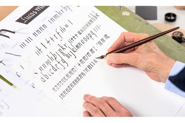 Learn Calligraphy – italics, uncial and foundational with Gaynor Goffe, 22-24 October