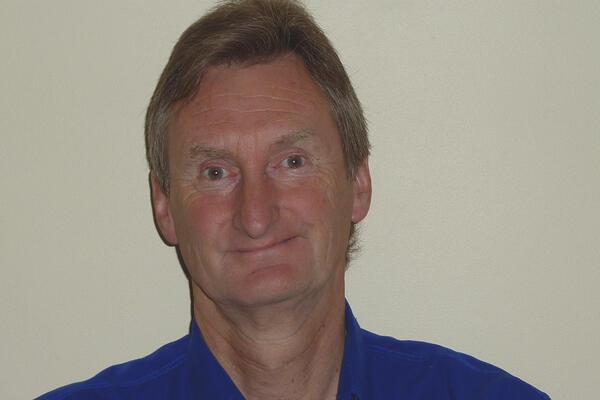 Chris Wood, buildings tutor at West Dean College