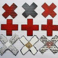 Elizabeth Turrell badges