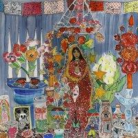 Hilary Simon my mexican shrine