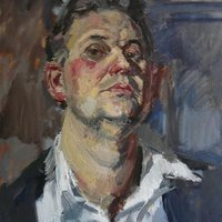 George Popesco: Self Portrait