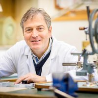 Malcom Archer Horology Subject Leader at West Dean College of Arts and Conservation