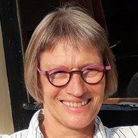 Conservation tutor Agnes Brokerhof West Dean College of Arts and Conservation