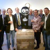 George de Fossard - Solar Time Clock Launch