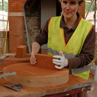 Emma Simpson is a brick conservator and Principal of Simpson Brickwork Conservation Ltd.