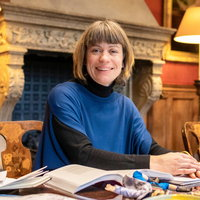 Katharine Rabson Stark at West Dean College of Arts and Conservation
