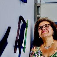 Hala Sabet, West Dean College MFA alumna