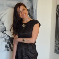 Sarka Darton, MFA alumna of West Dean College of Arts and Conservation