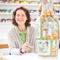 Lorna Calcutt Ceramics Tutor at West Dean College of Arts and Conservation