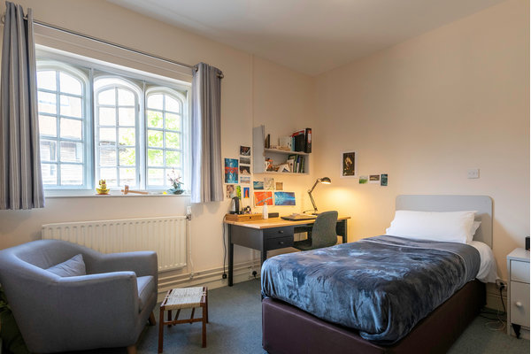 Student accommodation for West Dean College of Arts and Conservation